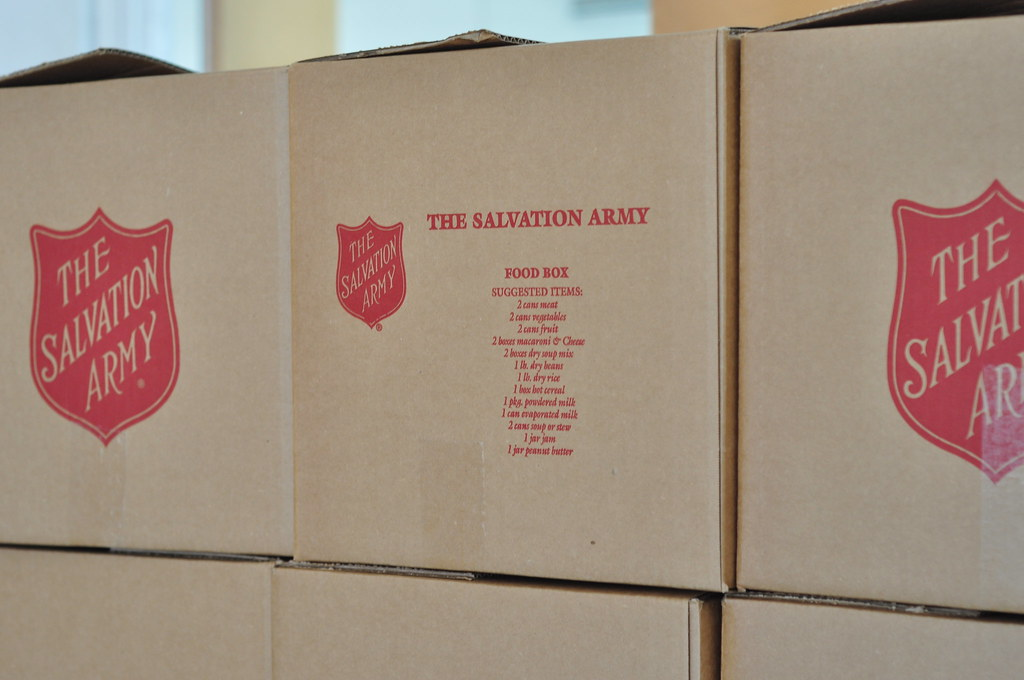 Salvation Army Food Bank Asheboro Nc