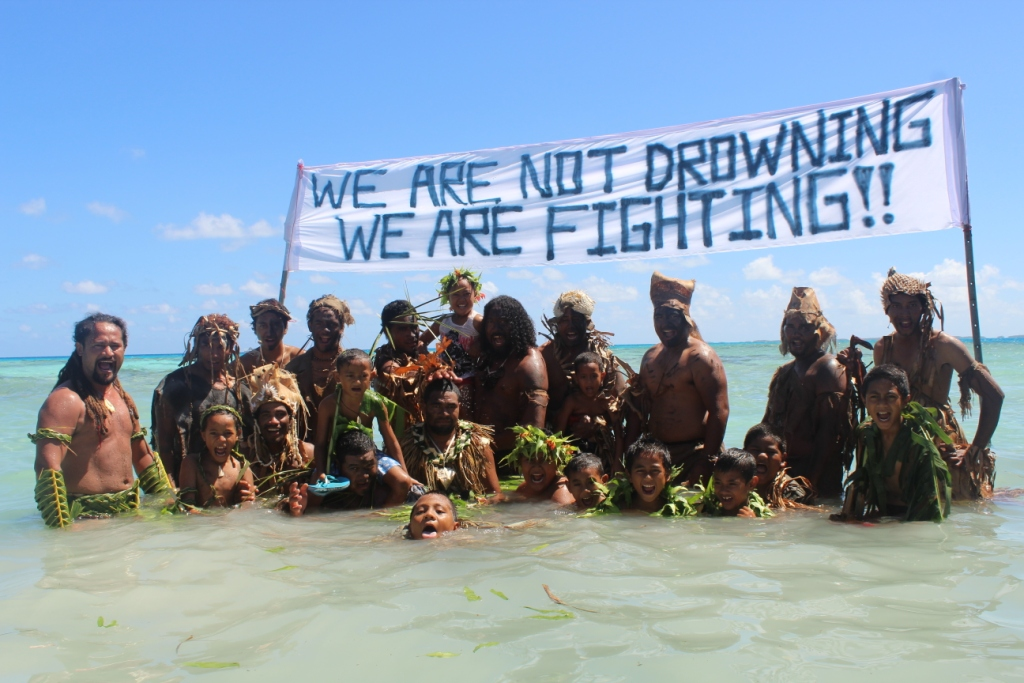 Tokelau Warriors: We are not drowning. We are fighting ...