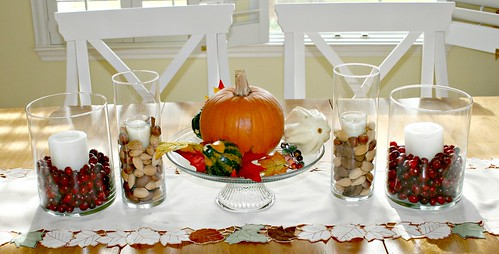 Table setting for Thanksgiving | by HomeSpot HQ