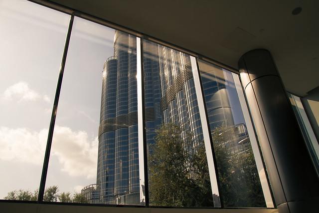 Inside Burj Khalifa Dubai Uae 2012 Flickr Photo