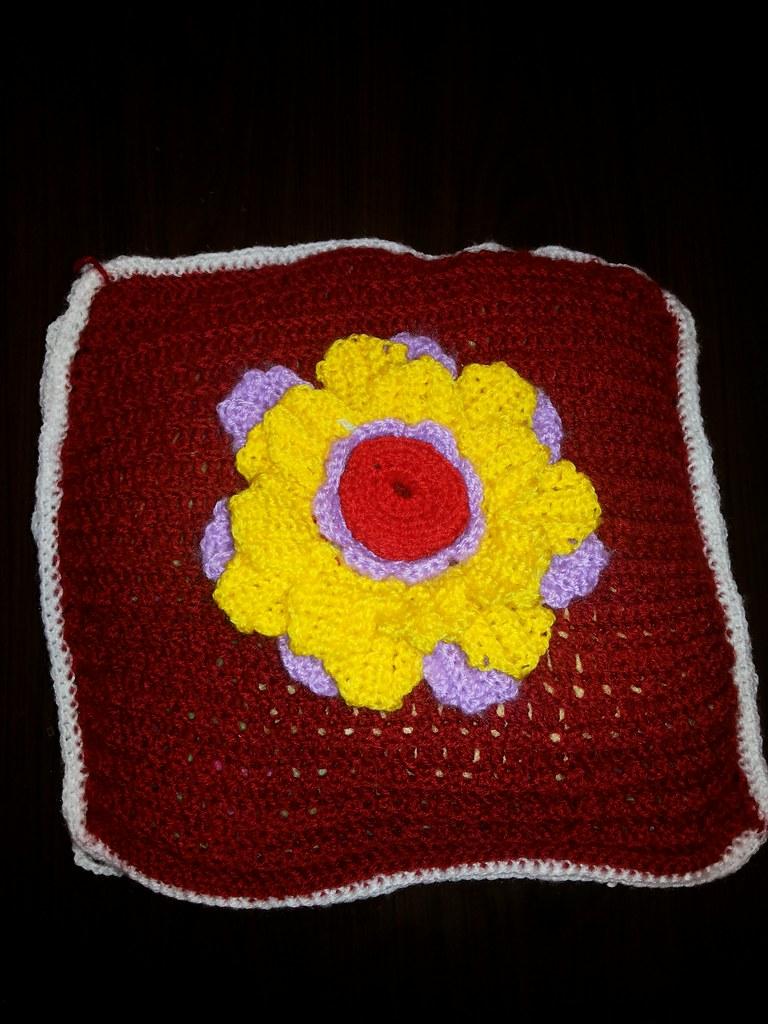 The Crochet Crowd Spring Fling Pillow Challenge   lindaj The…   Flickr