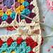 Crochet tutorial: joining granny squares 15
