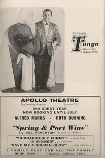 Spring and port wine! The play ?