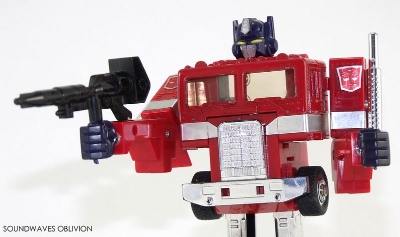 Transformers G1 Parts 1985 OPTIMUS PRIME cab seat