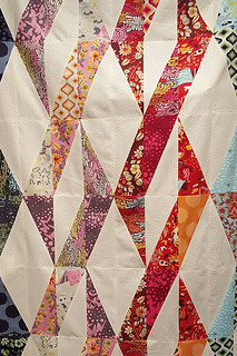 Twizzle Quilt Top Unquilted | by Maggie Muggins Designs