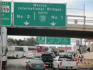 international bridge # 2 laredo texas | zima real charter