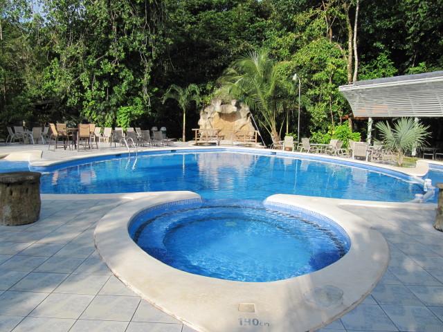 Turtle Shaped Swimming Pool Evergreen Lodge Tortuguero Na Flickr