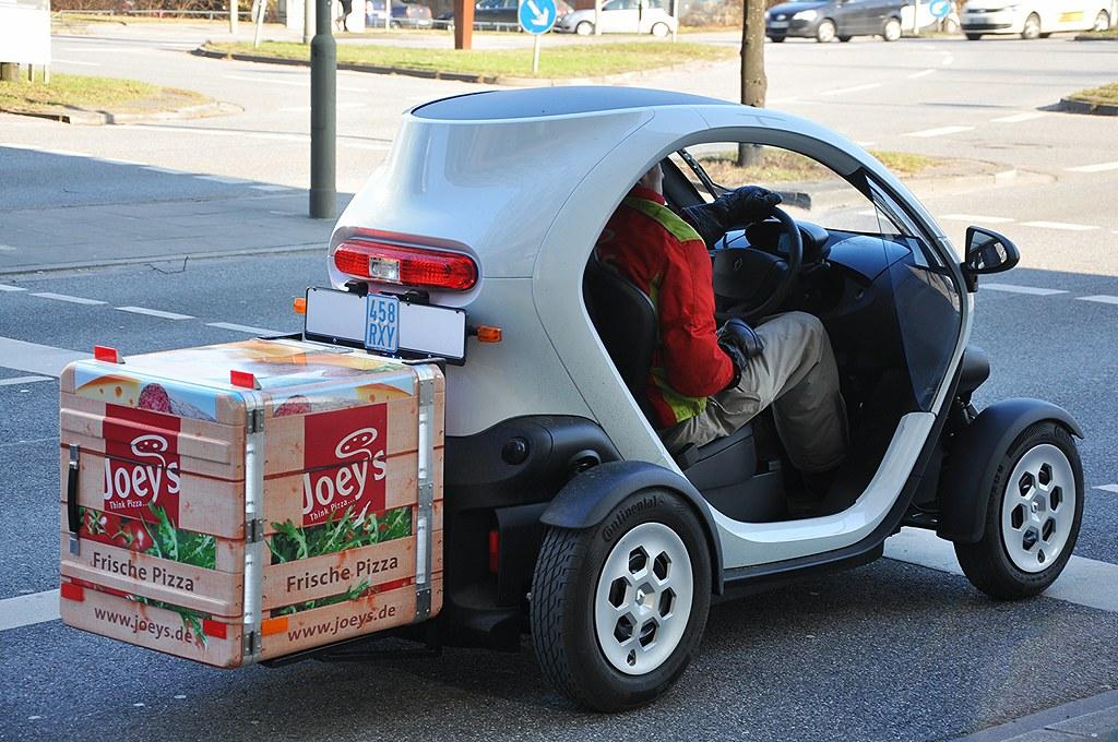 Delivery Jobs Company Car