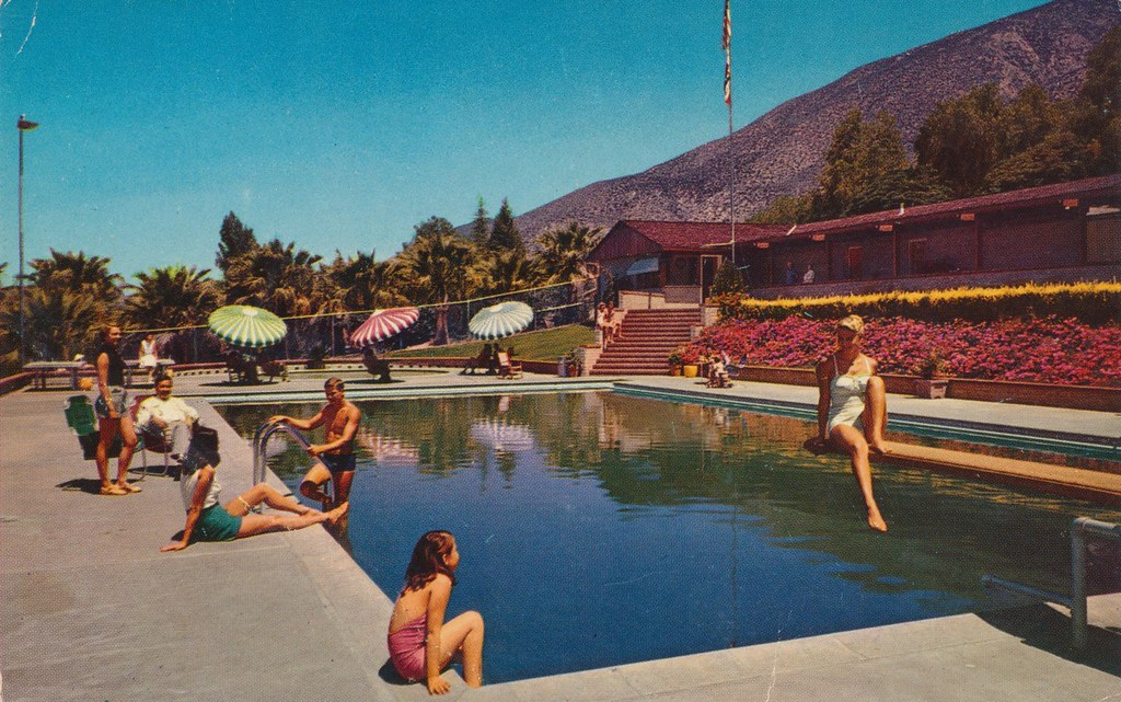 Gilman Springs Golf Resort - Gilman Hot Springs, California