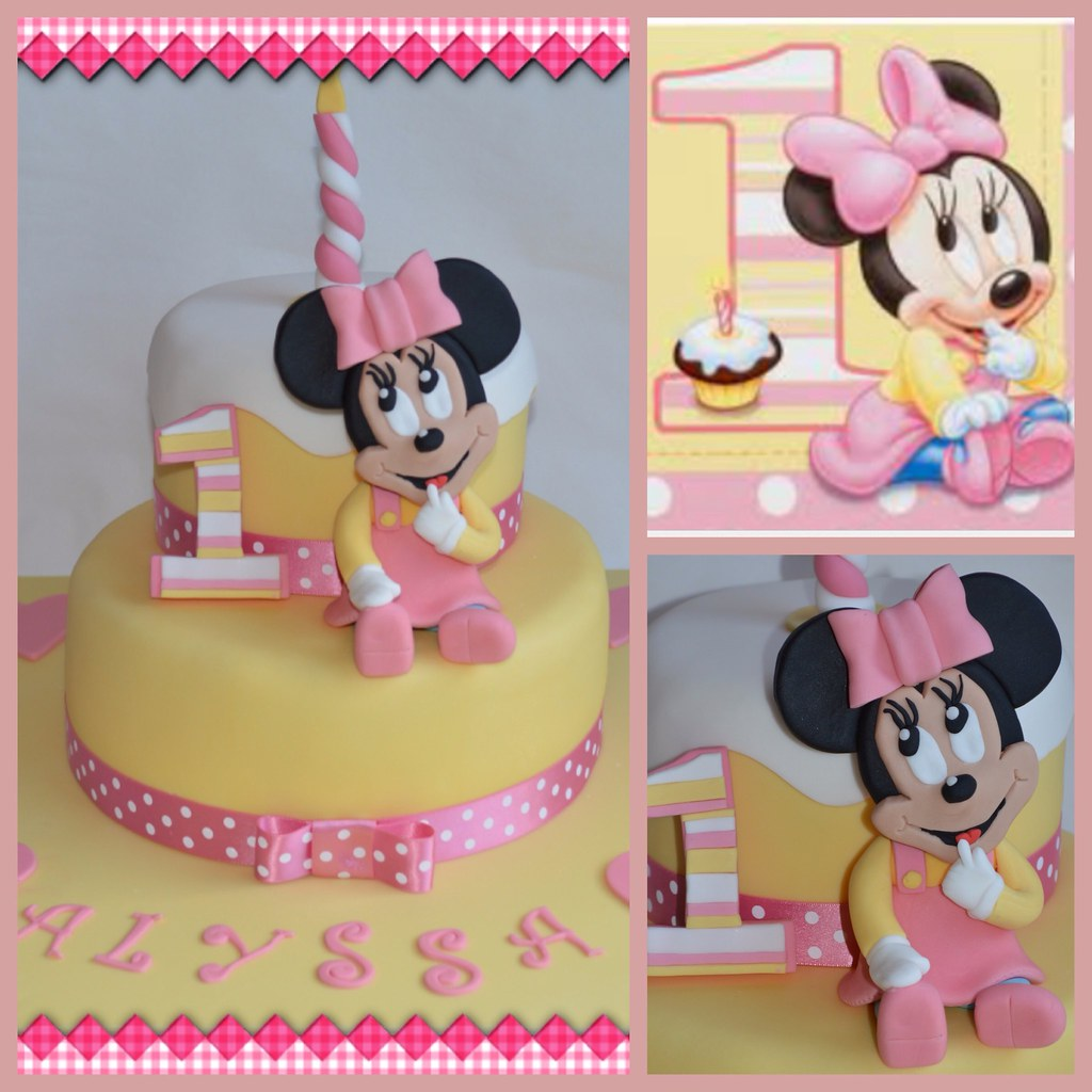 How To Decorate Mickey Mouse Cake Pan