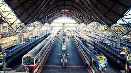 Southern Cross Station | by pkorsmok