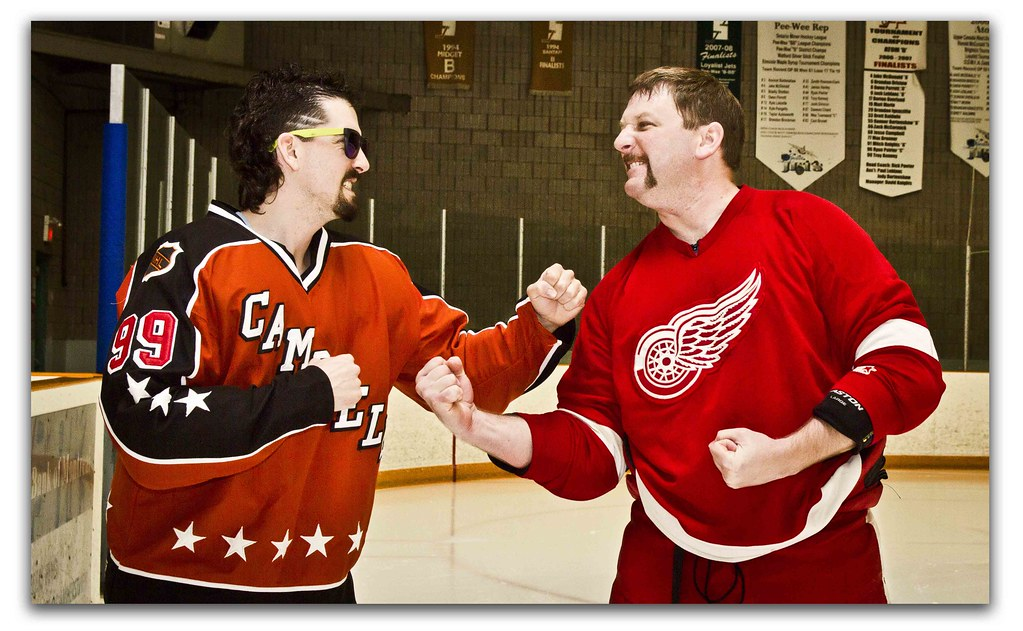 Tesha hockey