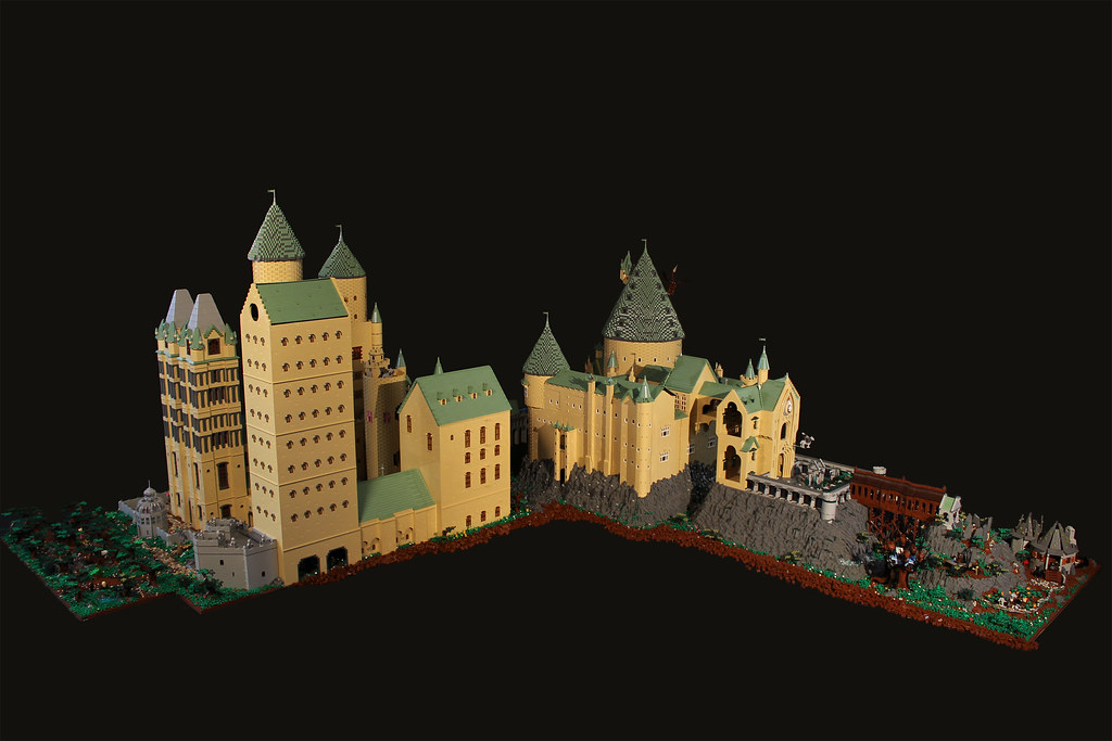 How Much Would Hogwarts Cost To Build