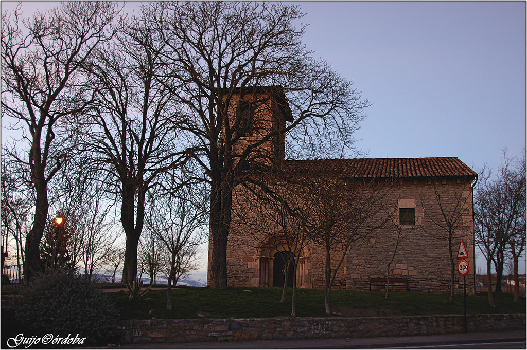Ermita Del Santo Cristo De Abechuco Caja De Luz Presenta Flickr