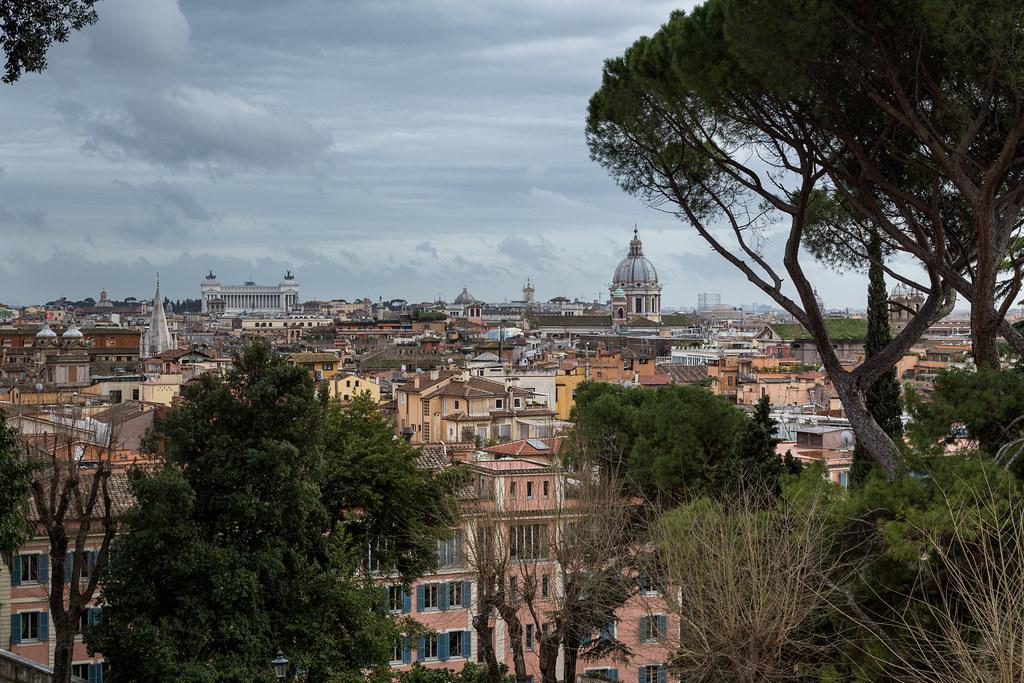 Jardins de la villa medicis rome mars 2013 rome for Jardin villa medicis rome