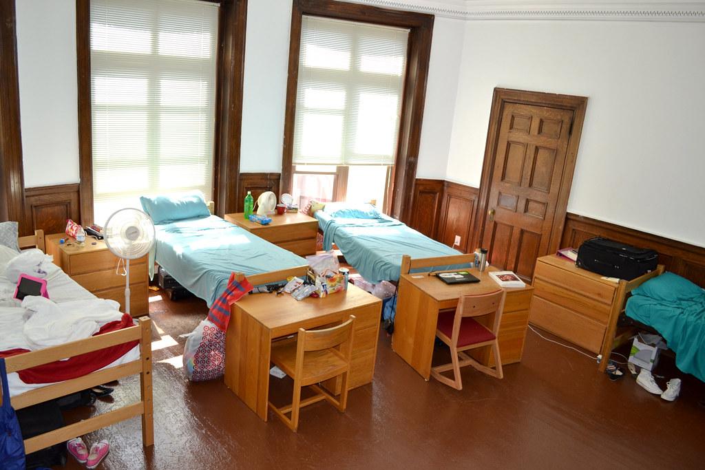 Boston College Dorm Room Photos
