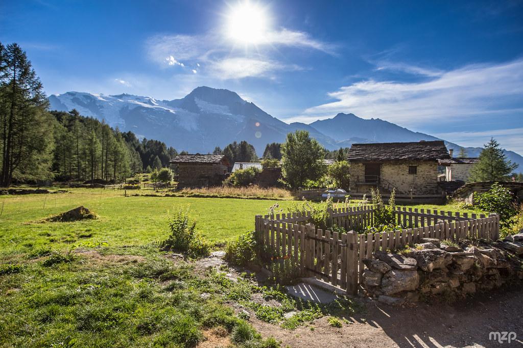 Mont Pourri depuis Le Monal | Alpes, Savoie, Septembre 2016.… | Flickr