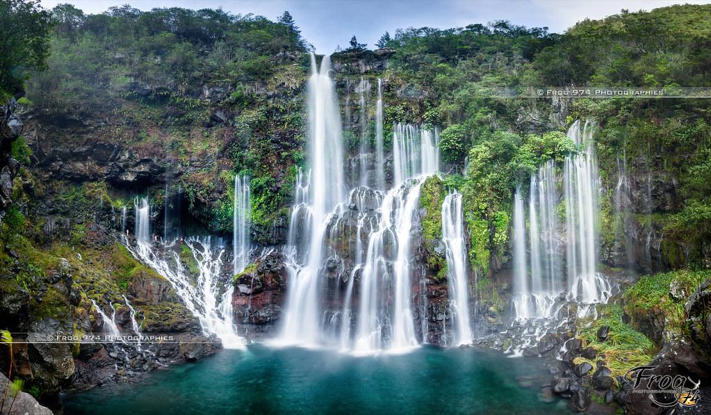 cascade de grand galet réunion la cascade de grand galet flickr