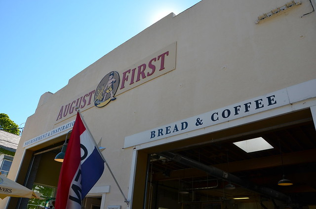 August First Bakery Cafe Burlington Vt