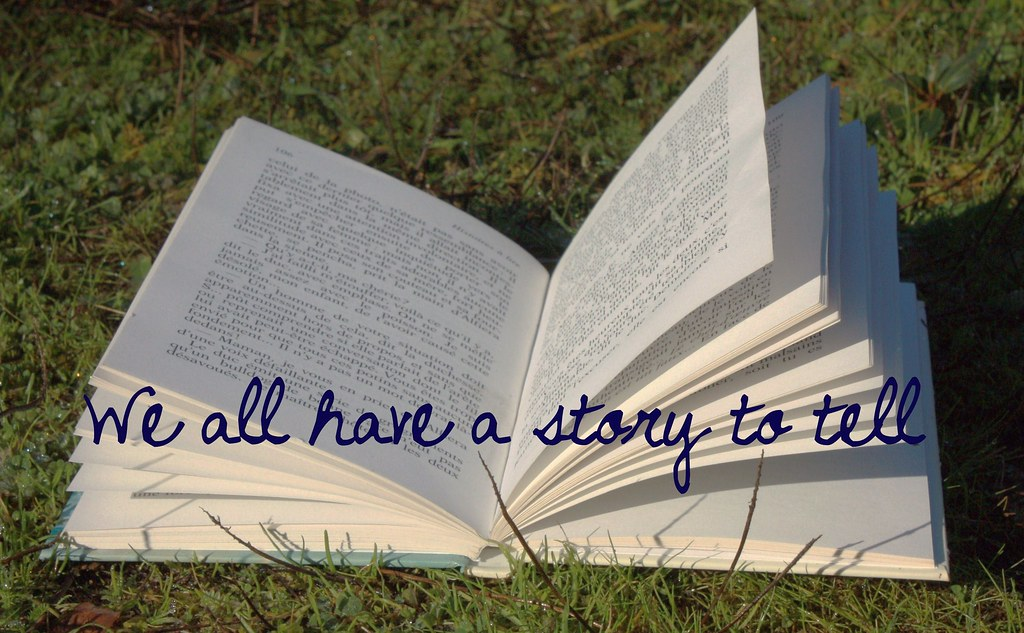 Image result for we all have a story