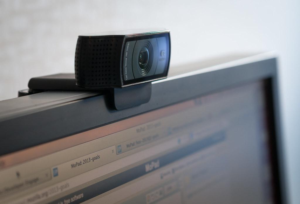 Not believe. Logitech hd pro c920 webcam excellent idea
