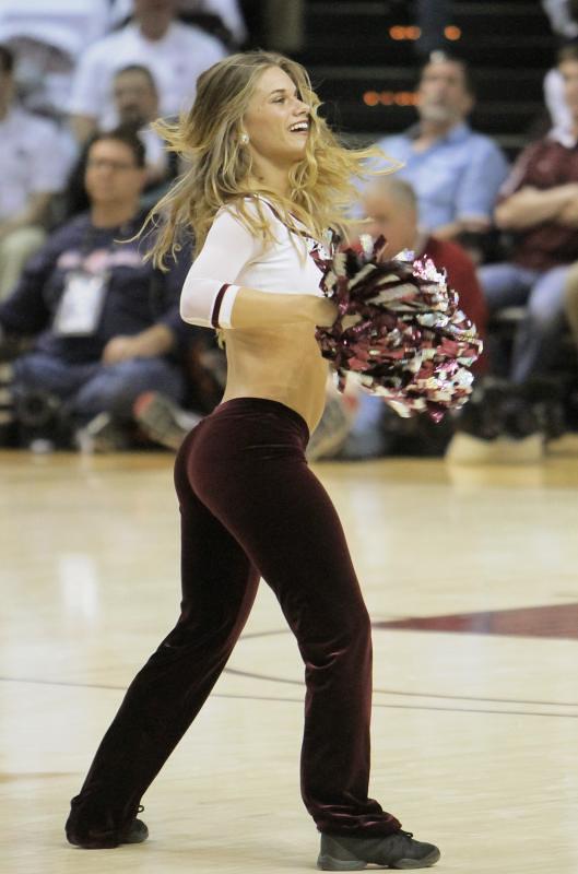 Aggie Dance Team - Texas A&M | Dennis Adair | Flickr