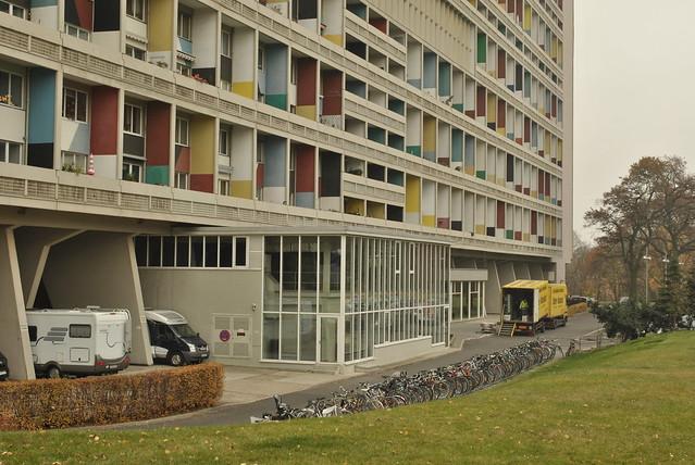 Unite d'habitation, Berlin