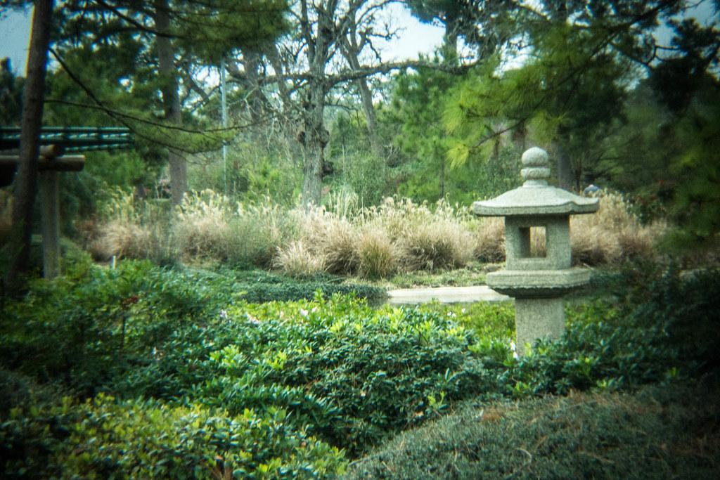 Hermann Park Japanese Garden Randall Pugh Flickr