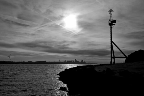 Liverpool from New Brighton | by Paul-Farrell