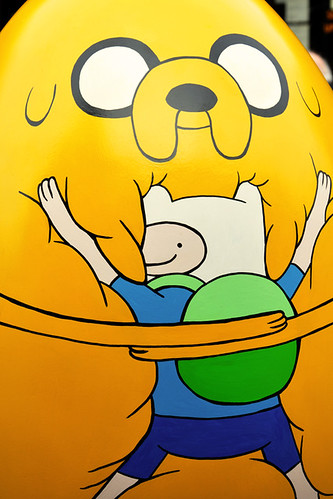 "Adventure Time ""Bro Hug"" 