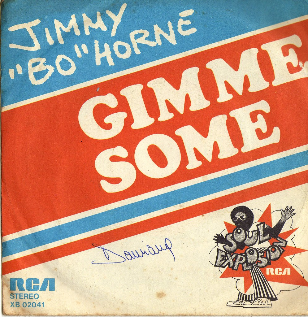 Jimmy Bo Horne Is It In Special Re Mix Gimme Some