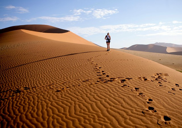 Namib Desert spectacular scenery