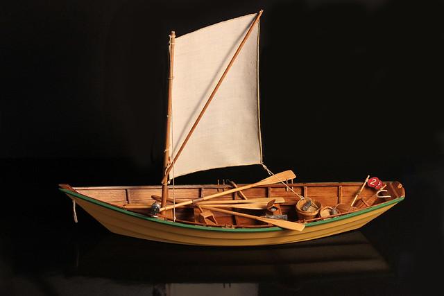 Grand Banks Dory Model_5613 | Flickr - Photo Sharing!