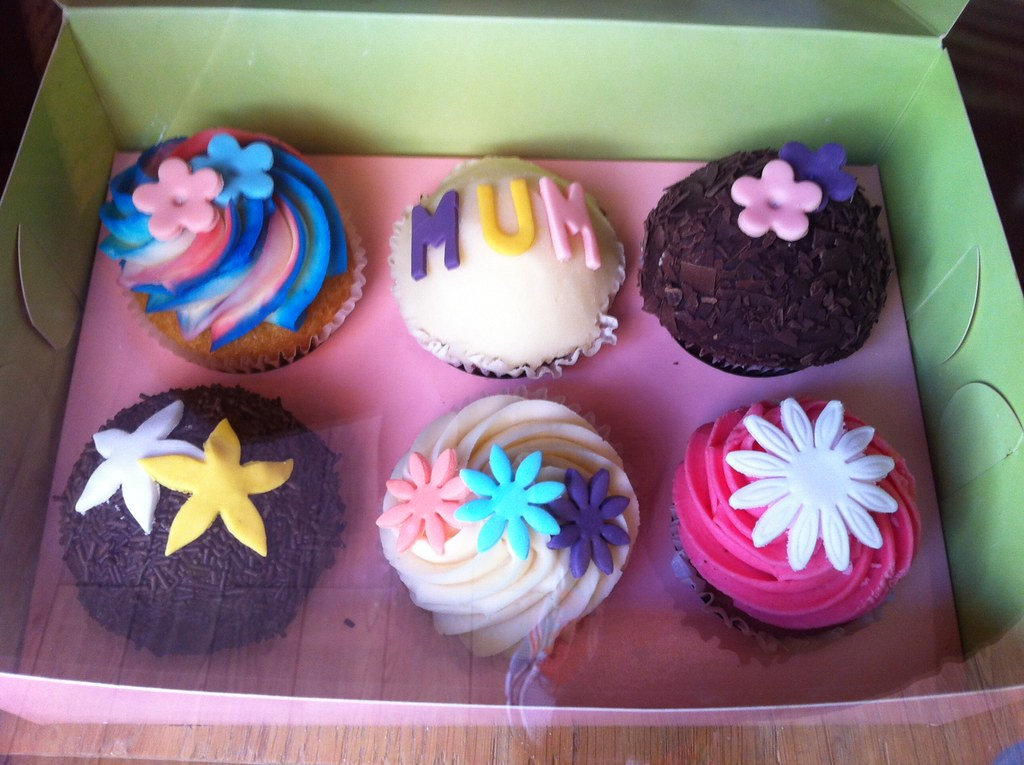 Buttercupcake Cake Shop Mother S Day Cupcakes London Uk