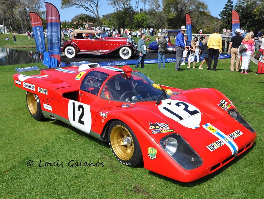 Watkins Glen Images >> 1971 NART Ferrari 512M at Amelia Island Concours | This NART… | Flickr