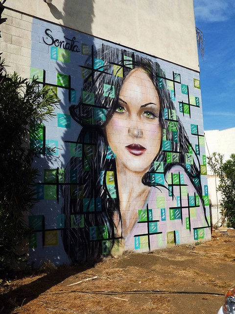 Murals and spontaneous street art flickr photo sharing for 18th street gang mural
