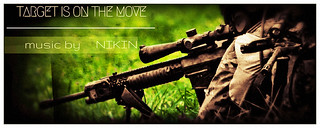 NikiN_TARGET IS ON THE MOVE