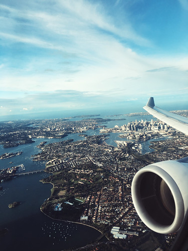 #ILoveSydney with Destination NSW & Qantas | by amandawxr