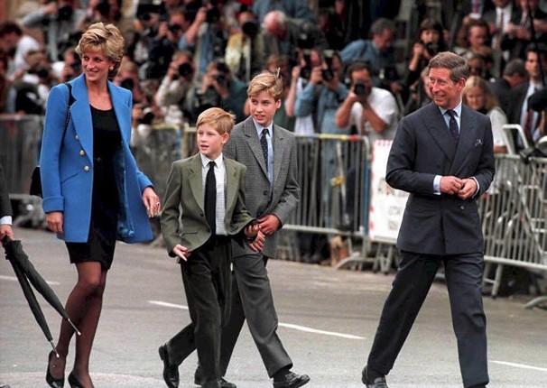 Prince Harry S Childhood C1652 Flickr border=