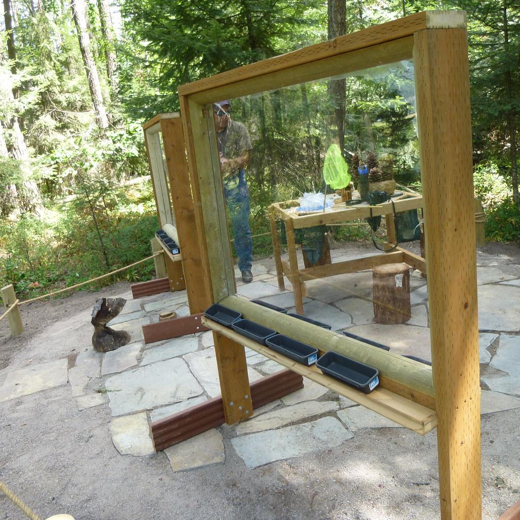Creston S Nature Explore Outdoor Classroom This Area