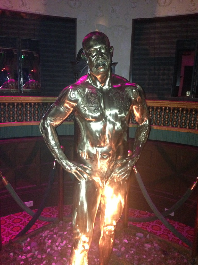 Buck Angel Statue | At The Act | urbanbohemian | Flickr