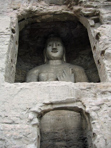 Grutas de Yungang (Datong, China)