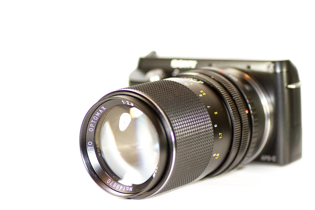 Optomax F   Mm Lens Build Diagram
