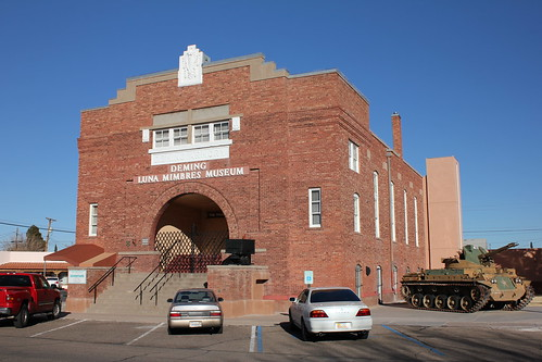 Deming Armory - Deming...