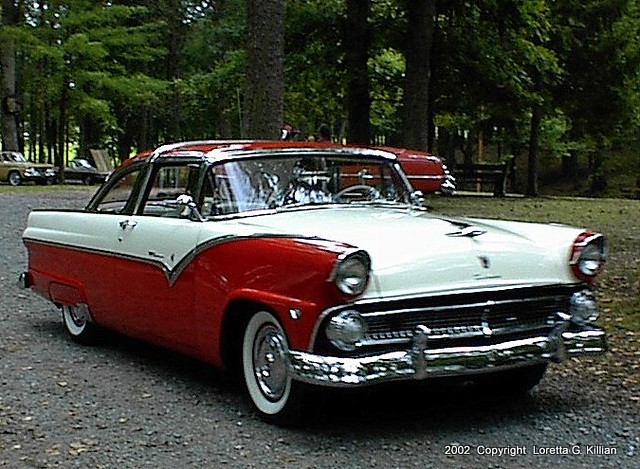 1955 ford crown victoria flickr photo sharing. Cars Review. Best American Auto & Cars Review