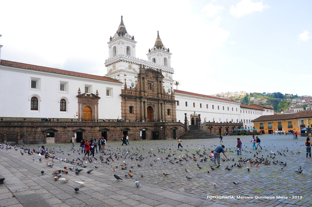 Image result for Convento de San Francisco quito