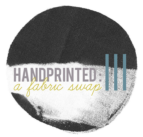 Handprinted: a fabric swap III | by leslie.keating