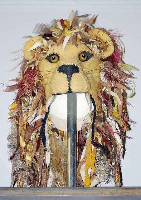 Luna Lovegoods Lion Hat  Flickr - Photo Sharing-2590