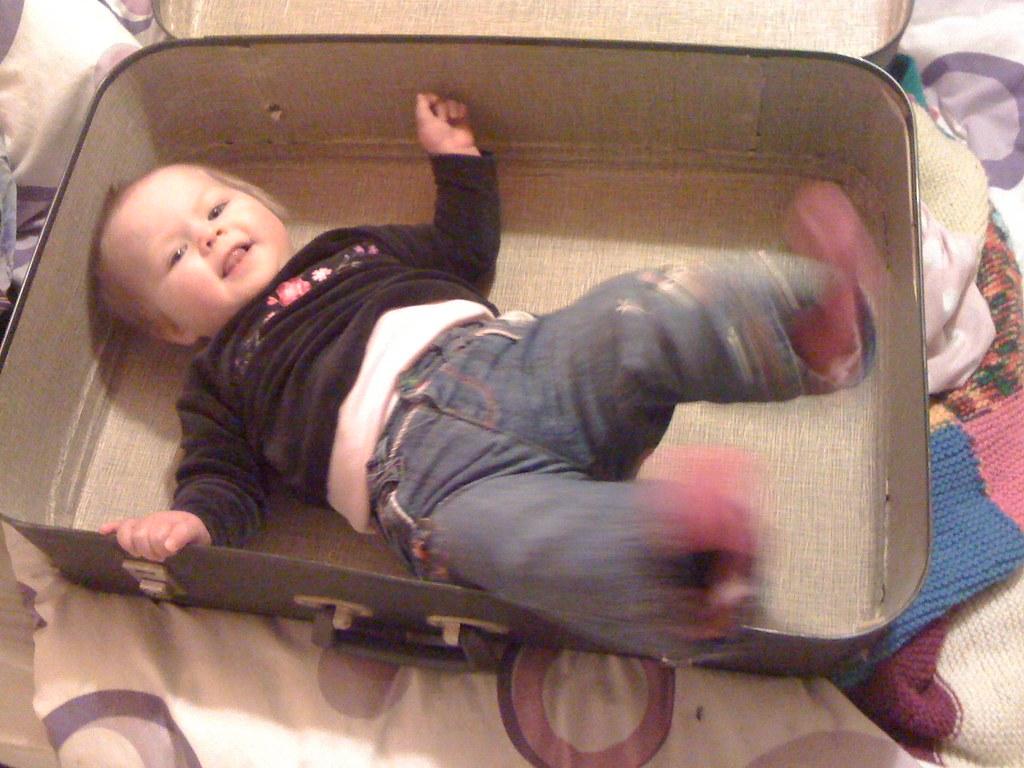 maleta bebe