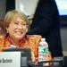 "UN Women Executive Director Michelle Bachelet at ""Violence against Women with Disabilities"""